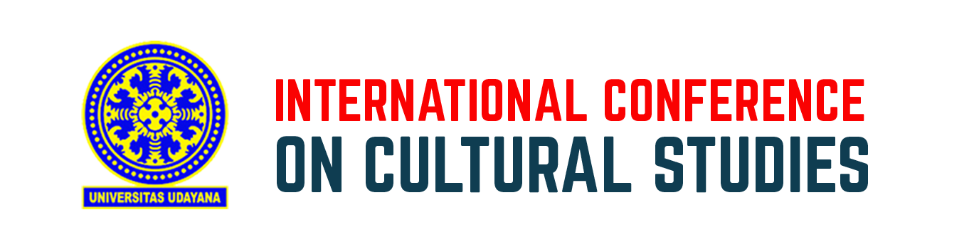 INTERNATIONAL CONFERENCE ON CULTURAL STUDIES