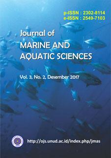 J. Mar. Aquat. Sci., 3(2), 2017