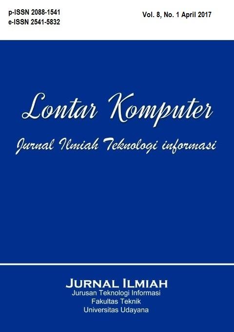 lontar volume 8 no 1 2017