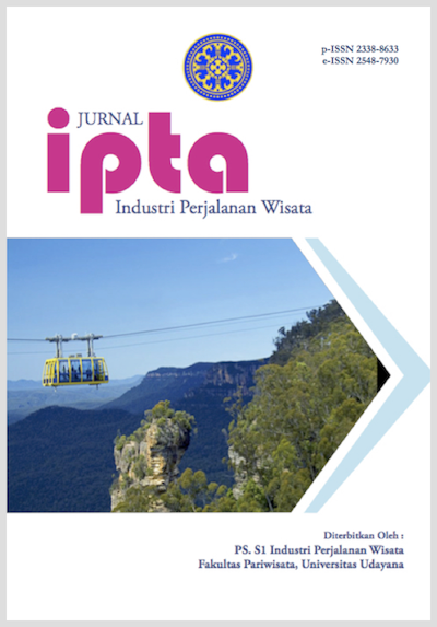 Vol 5 No 1 (2017): Jurnal IPTA (Juli 2017)